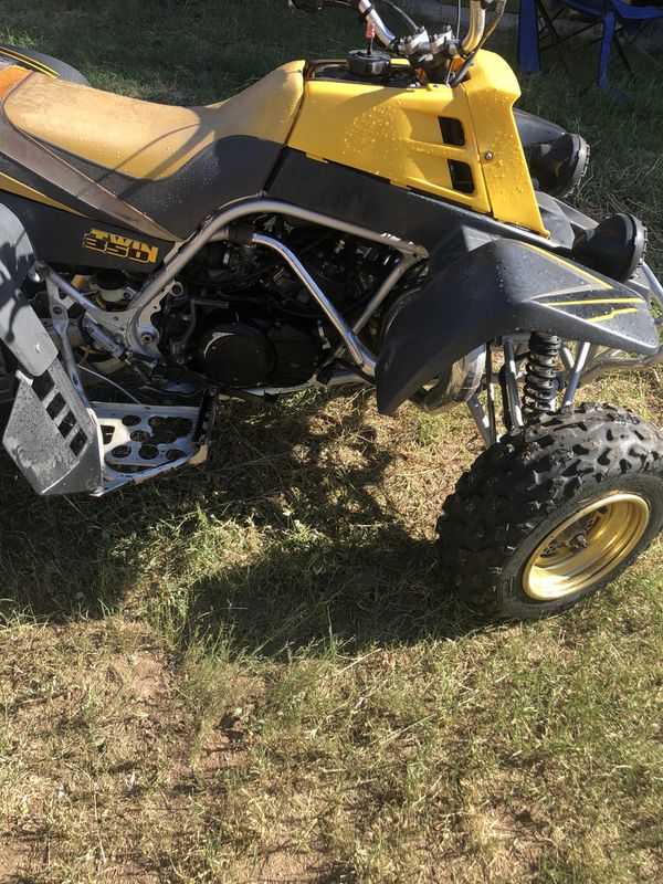 99 fast banshee new tires runs perfect toomey dual pipes for Sale in Tempe,  AZ - OfferUp