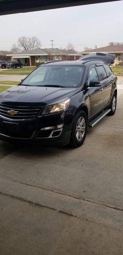2013 Chevrolet Traverse Thumbnail