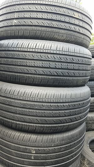 4 good set of tires for sale 255/50/20 for Sale in Washington, DC