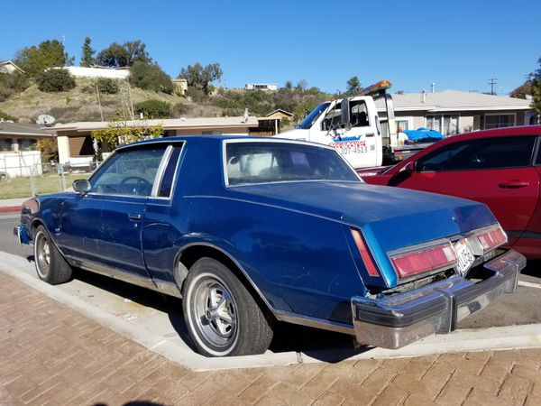 1979 buick regal part out for Sale in San Diego, CA - OfferUp
