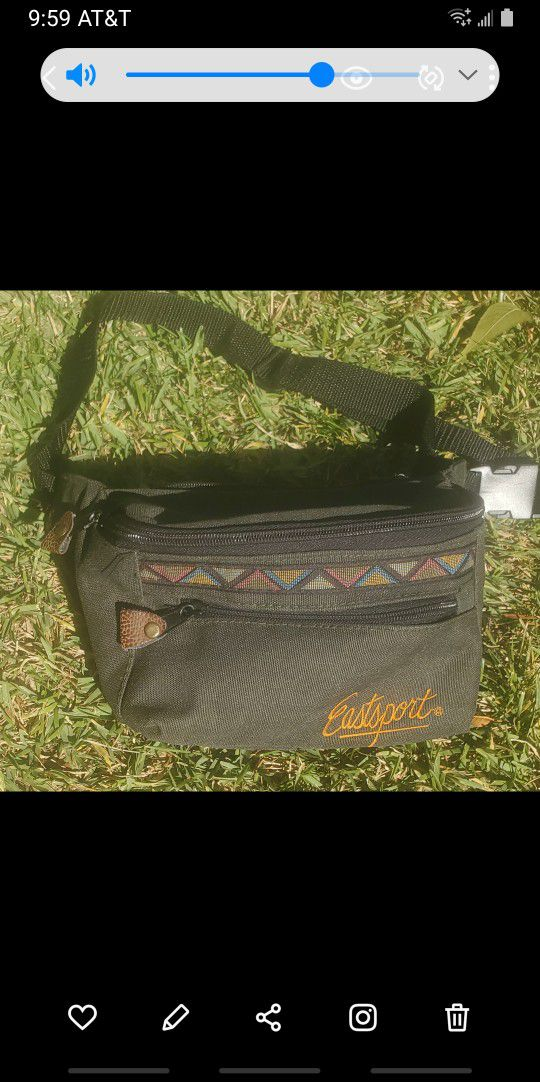 fanny pack, new