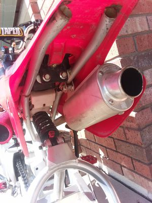 2003 Honda XR50 pit bike with piranha 140 engine for Sale in Glendale, AZ -  OfferUp