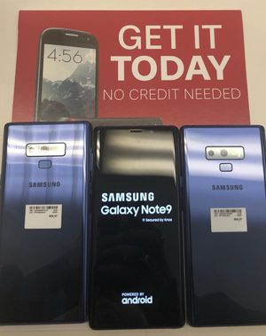 Galaxy Note 9 unlocked for Sale in Seattle, WA