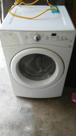 New gas Whirlpool dryer high efficiency sensor drying for Sale in Austin, TX