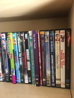 Various DVDs- Buy one or 75 for Sale in Orlando, FL