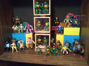 Vintage Teenage Mutant Ninja turtles for Sale in Mesa, AZ