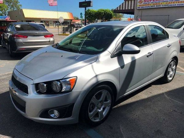 2016 Chevy Sonic Ltz For Sale In Miami Fl Offerup