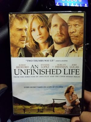 Unfinished life ,the movie dvd for Sale in Chillum, MD