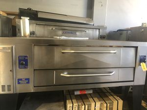 Photo Like new bakers pride pizza oven