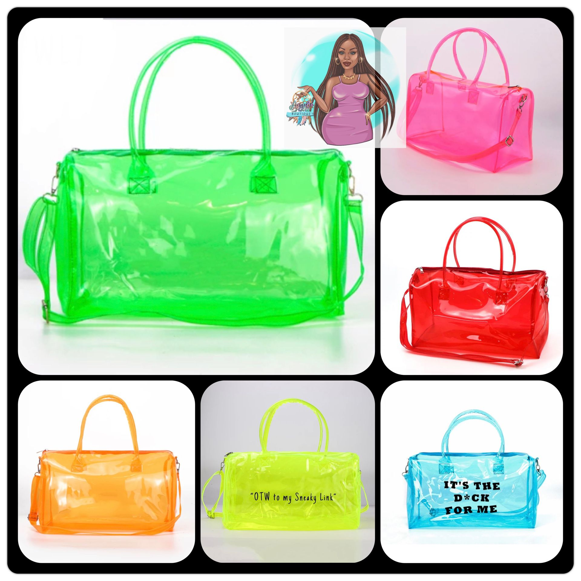 Jelly Spennanight Bags