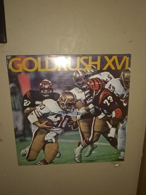 49ers Gold Rush Album 16 (Unopened) for Sale in Tacoma, WA