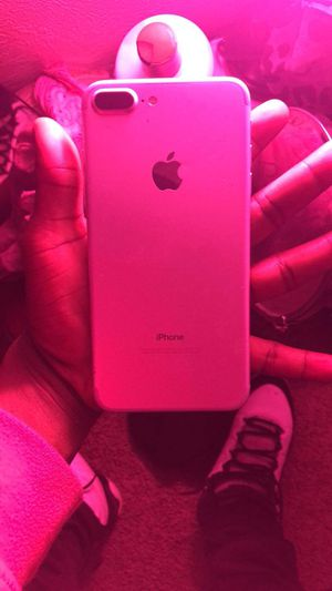iPhone 7+ for sale  Tulsa, OK