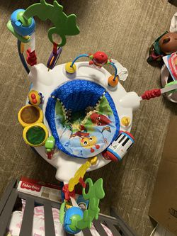 Baby Einstein Jump And Play Rainforest Activity Center  Thumbnail