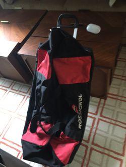 Rolling Duffle Ski Bag Thumbnail