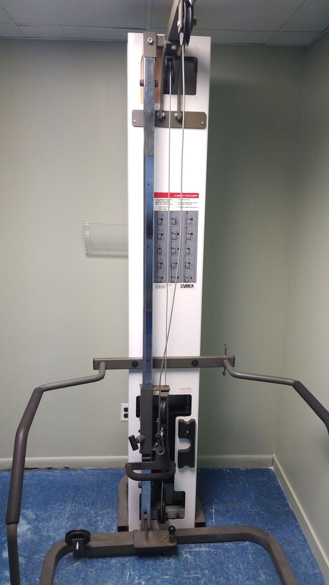 Cybex Cable Column