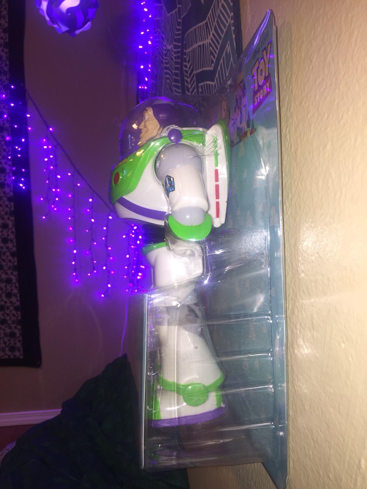 Disney Buzz Lightyear toy.