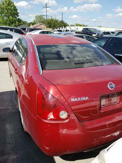 2006 Nissan Maxima Thumbnail