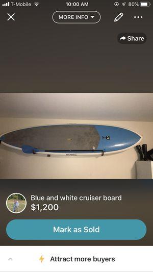 11' paddle board for Sale in Santa Monica, CA