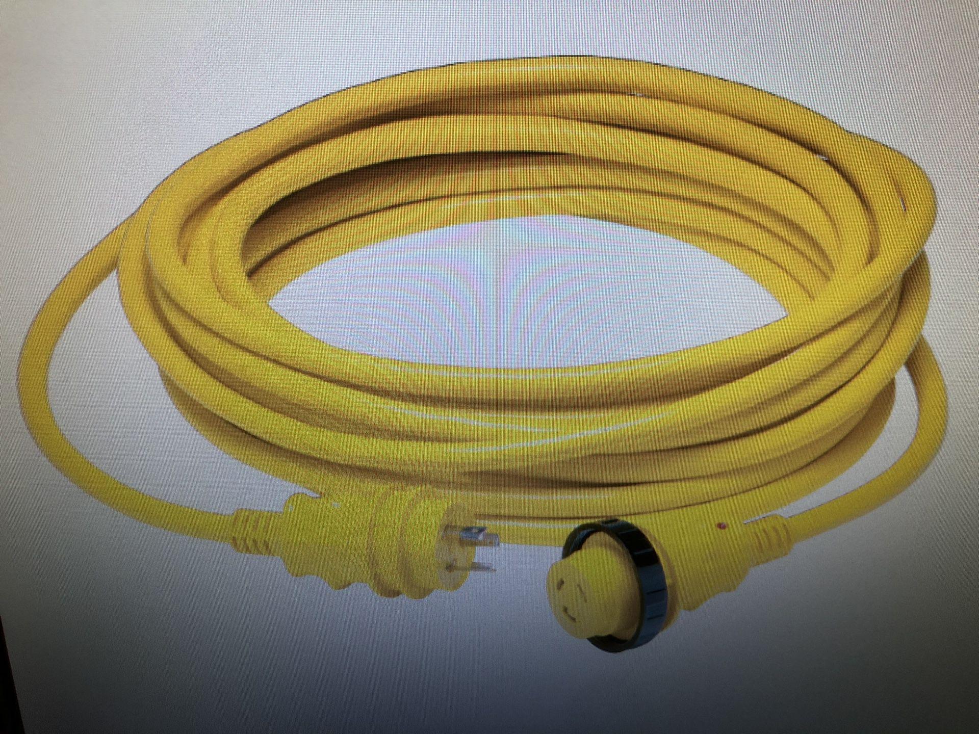 Photo 25ft shore power cord