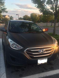 2014 Hyundai Tucson Thumbnail