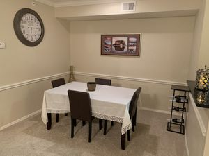 Dinning Table and Chairs for Sale in Chantilly, VA