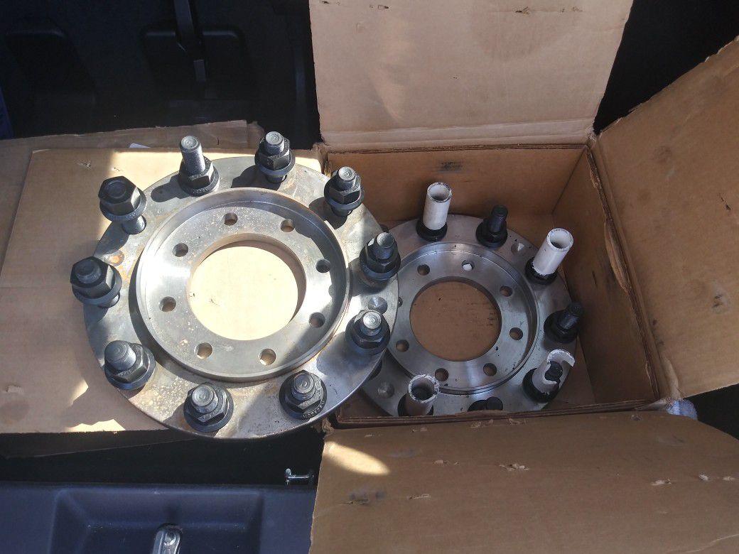 Semi Wheel Adapters
