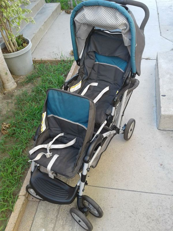 Graco Duoglider Double Stroller For Sale In Huntington Park Ca Offerup