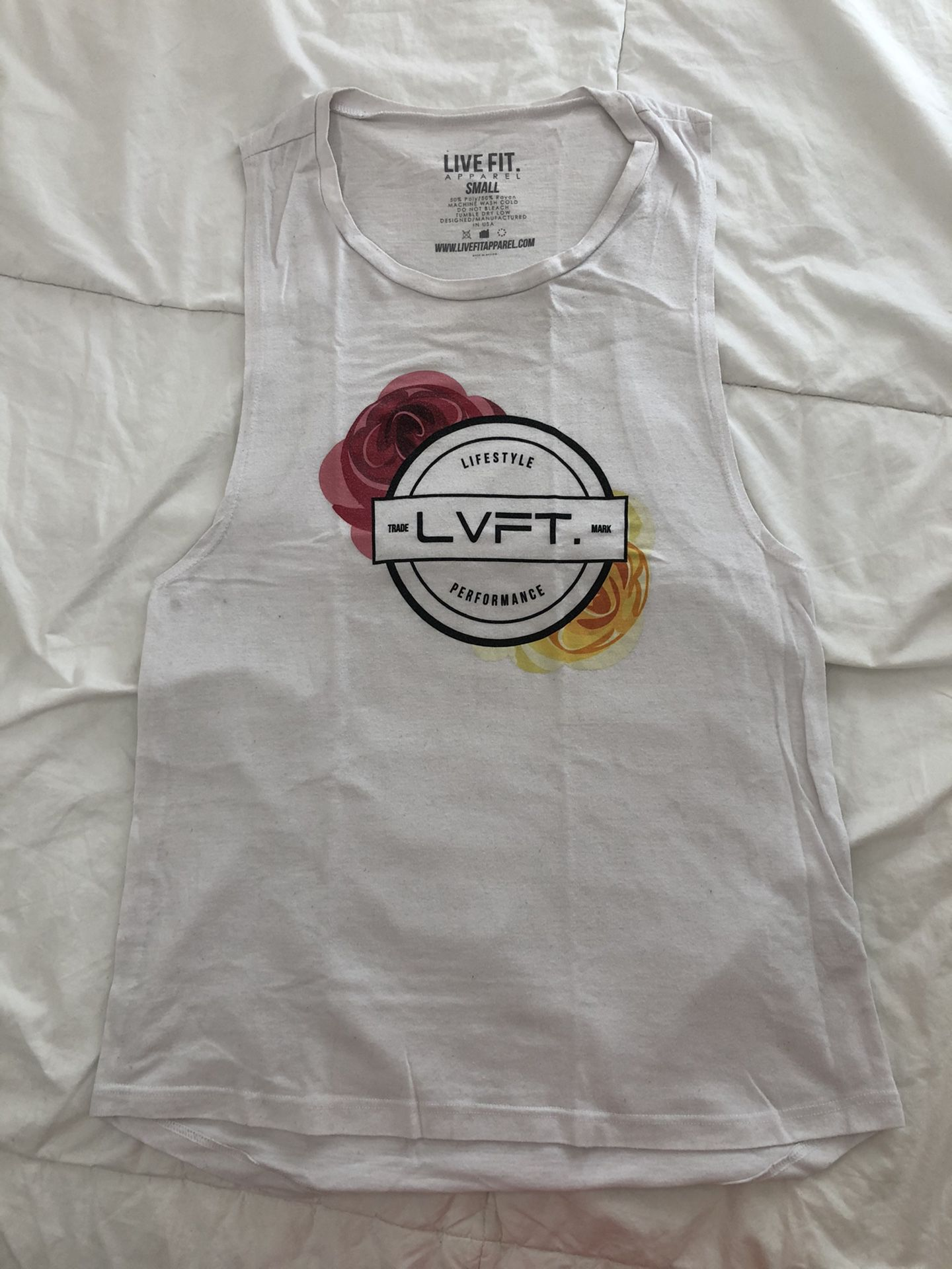 Livefit muscle tee
