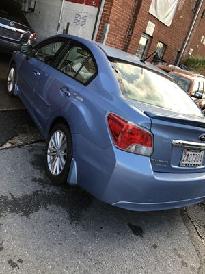Subaru Impreza 2012 for Sale in Hyattsville, MD