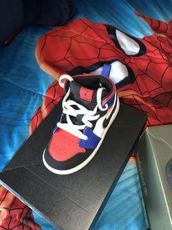 Air Jordan's size 8 in toddlers Thumbnail