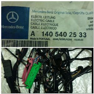 Mercedes-Benz Part no# 1405402533 Mercedes upper electronical cable for Sale in Silver Spring, MD