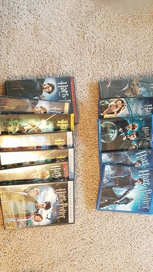 Harry Potter DVD collection for Sale in Alexandria, VA