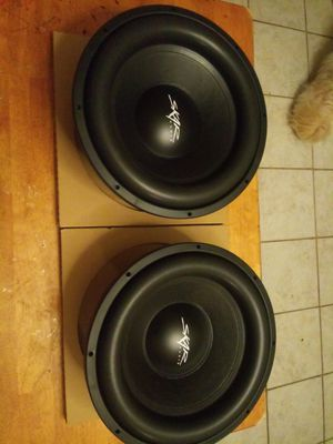 Photo 2 skar sdr 15 subwoofers