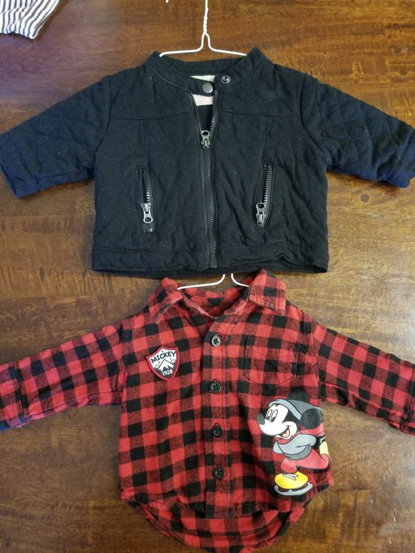 a0153994f Newborn baby boy clothes jacket for Sale in San Jacinto