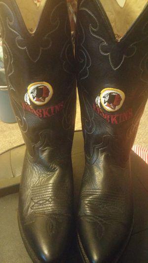 8590166da947 Redskin Cowboy boots size 10D black for Sale in Hampton