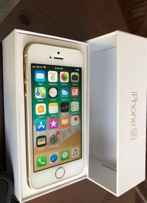 Apple iPhone se -Space GB Unlocked -4G LTE Smartphone for Sale in Hyattsville, MD