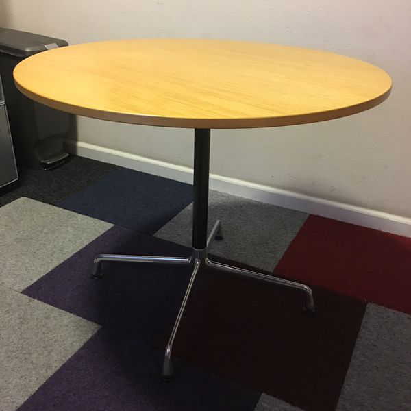 Eames Round Dining Table 36
