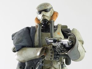 Showa TK Trooper collectible model by Tommorow Kings for Sale in Baltimore, MD
