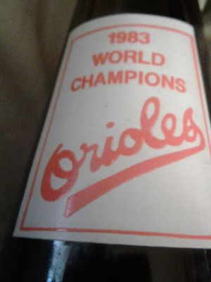ORIOLES 1983 CHAMPIONSHIP for Sale in Oxon Hill, MD