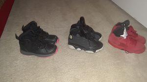 Kid Jordan's, New Balance, Nike (size 12C) for Sale in Frederick, MD