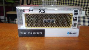 Bluetooth speaker 808 xs for Sale in Hyattsville, MD