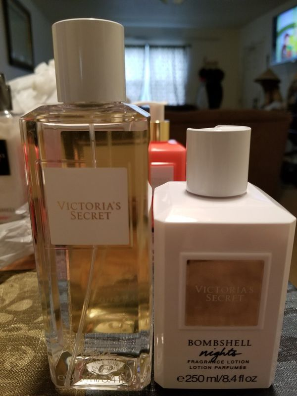 720665b180d VICTORIA S SECRET BOMBSHELL NIGHTS FRAGRANCE MIST AND LOTION for ...