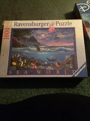 1000 piece puzzle for Sale in Muncie, IN