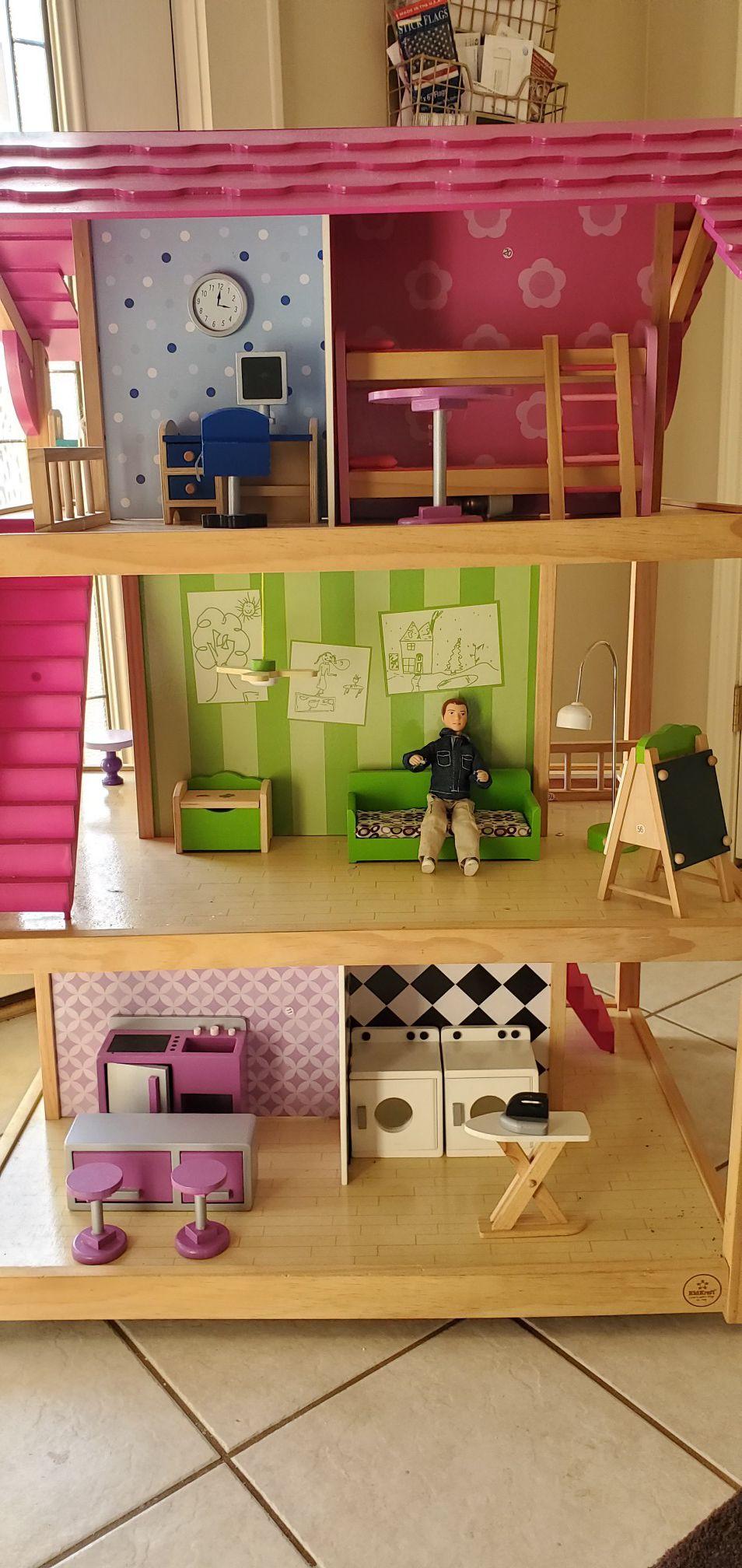 KidKraft Doll House.