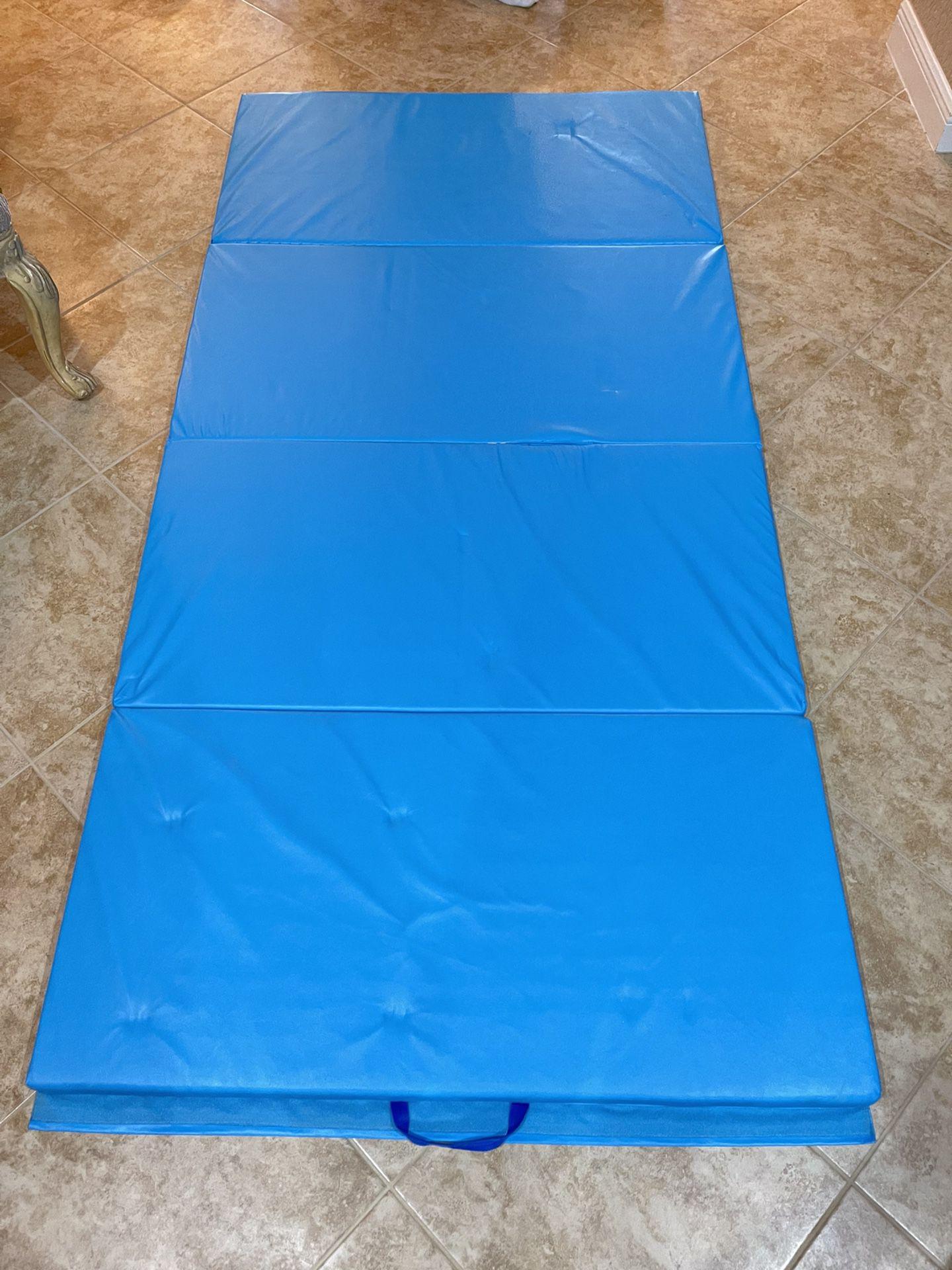 Tumbling Mat Exercise Gymnastics Sports