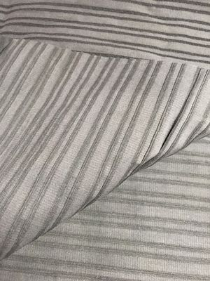 """7 Yards 7"""" Black Striped Stretchy Fabric - 41"""" Width for Sale in Port Orchard, WA"""