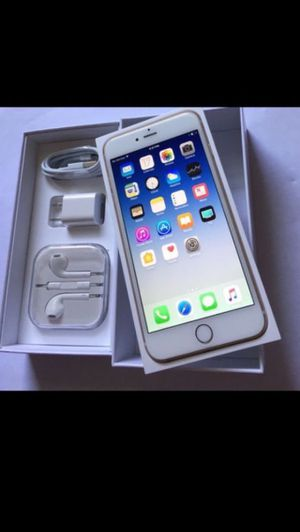 iPhone 6 Plus Factory Unlocked Excellent Condition for Sale in Springfield, VA
