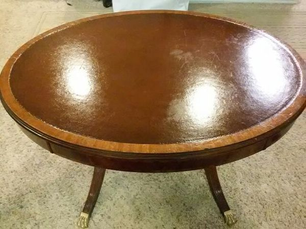 Certified Mahogany End Table J 36081