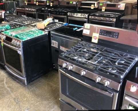 💲Gas AND Electric Stoves F1 0