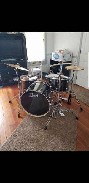 Pear Export Custom Drum Set for Sale in Orange City, FL
